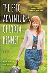 The Epic Adventures of Lydia Bennet: A Novel (Lizzie Bennet Diaries) Kindle Edition