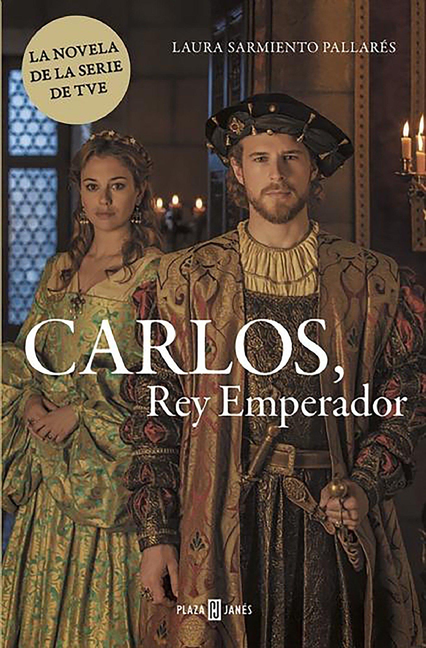 Carlos, Rey Emperador (OBRAS DIVERSAS): Amazon.es: Laura Sarmiento Pallarés: Libros