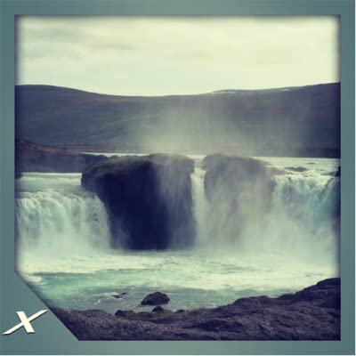Scenic Waterfall - Fresh waterfall on Your Screen