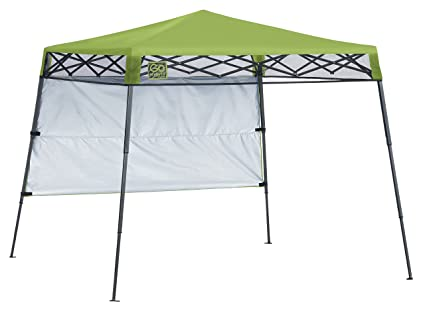 first rate 0508e 9f37d Quik Shade 7' x 7' Go Hybrid Pop-Up Compact and Lightweight Slant Leg  Backpack Canopy