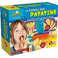 Lisciani Giochi I'm a Genius la Fabbrica delle Patatine,, 68708
