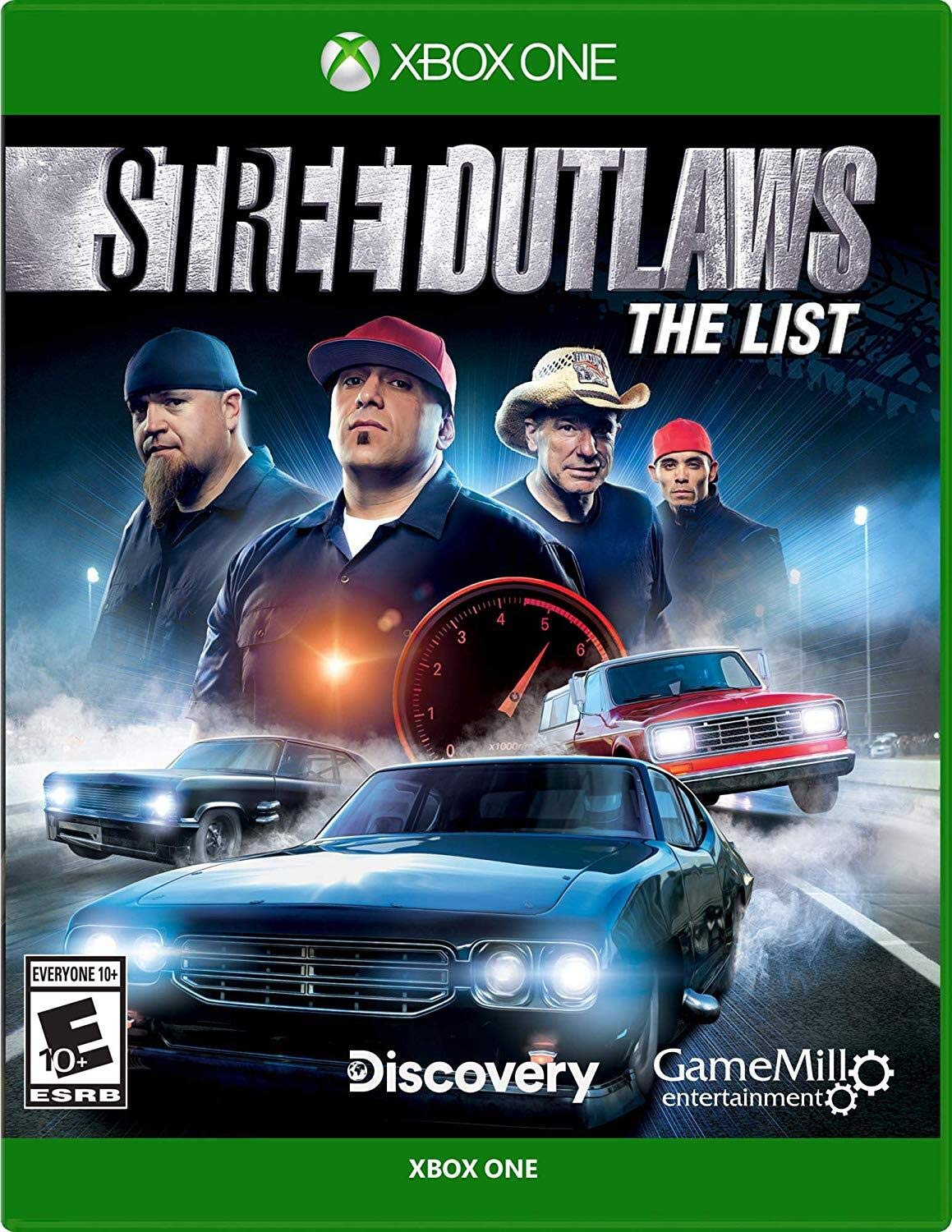 Street Outlaws: The List for Xbox One [USA]: Amazon.es: Game Mill Entertainment: Cine y Series TV
