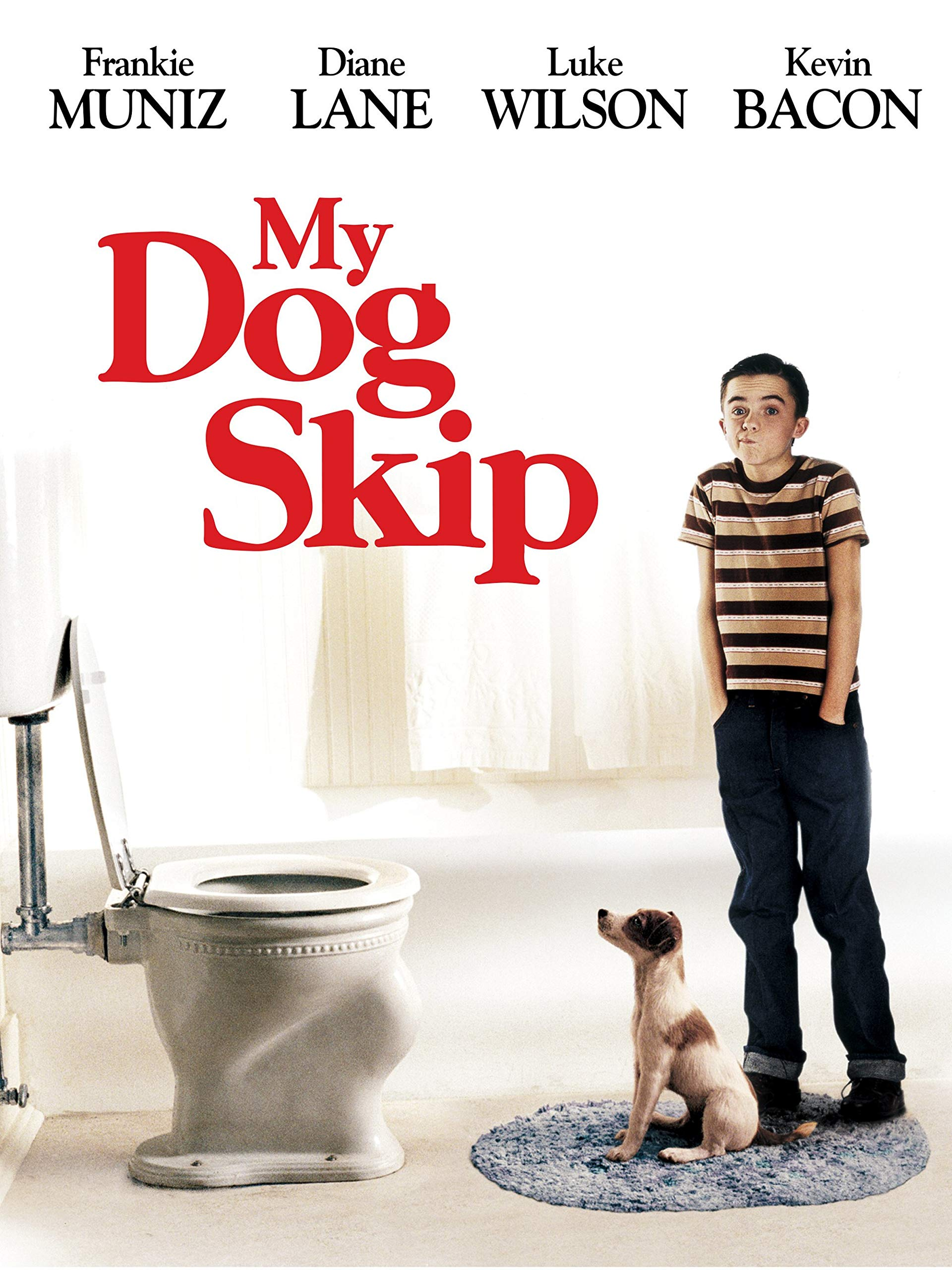 My Dog Skip on Amazon Prime Video UK