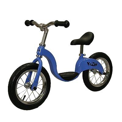 KaZAM Classic Balance Bike (Blue): Sports & Outdoors