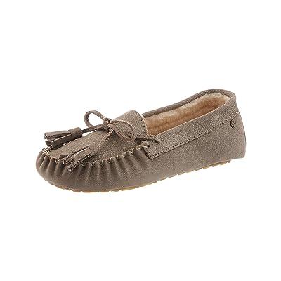 BEARPAW Women's Rosalina Moccasin | Slippers