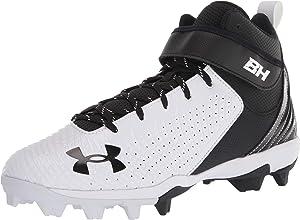 Under Armour Men's Harper 5 Mid Rm Baseball Shoe