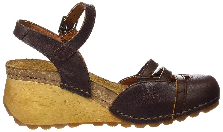 Art Damen Damen Damen 1323 Memphis Borne Geschlossene Sandalen, braun fc93d0