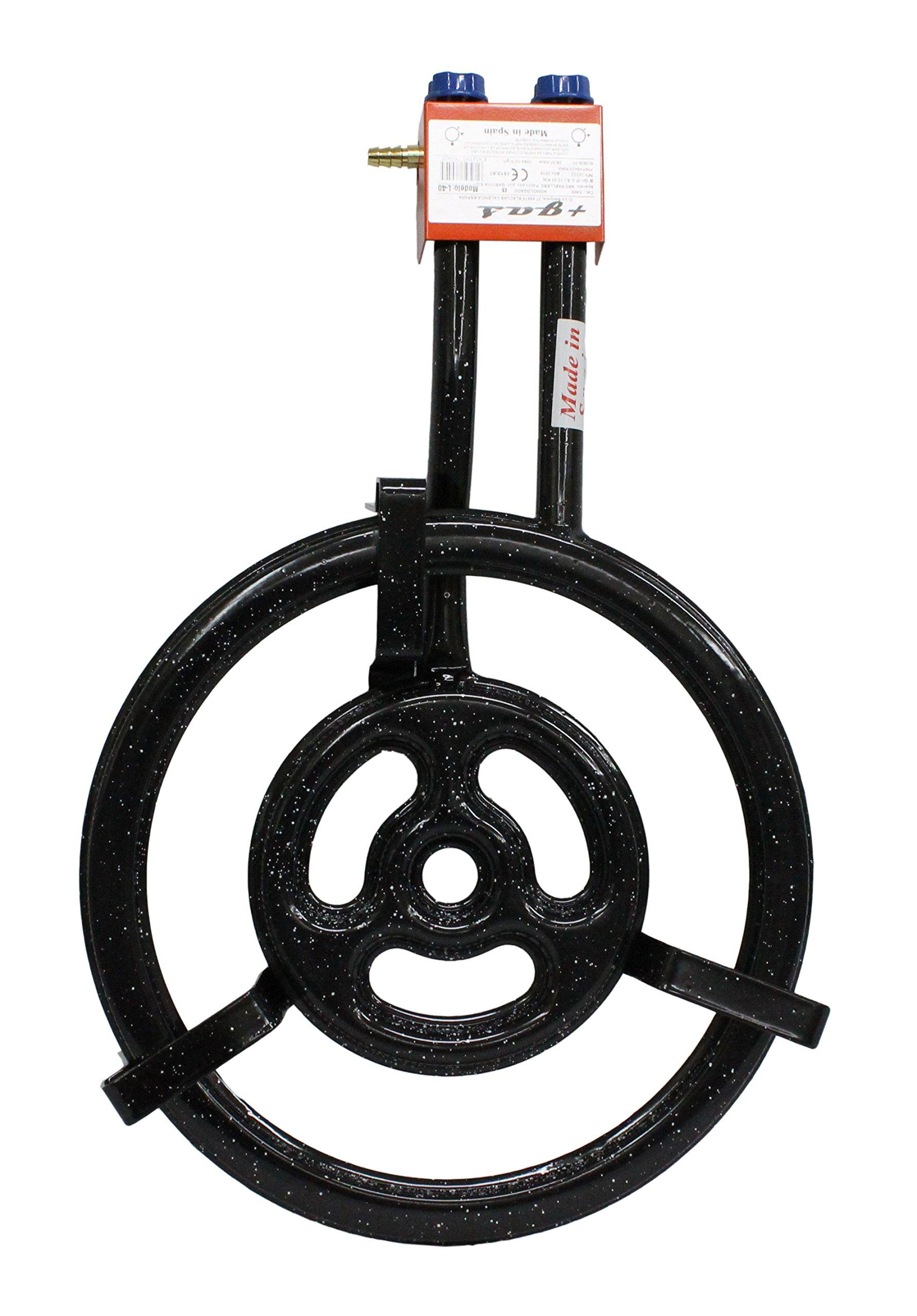 Garcima L-40 Professional Paellero Gas Burner