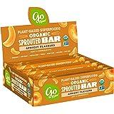 Go Raw Seed Bars, Apricot Flaxseed | Keto, Gluten Free, Organic, Superfood, Paleo (10 Bars)