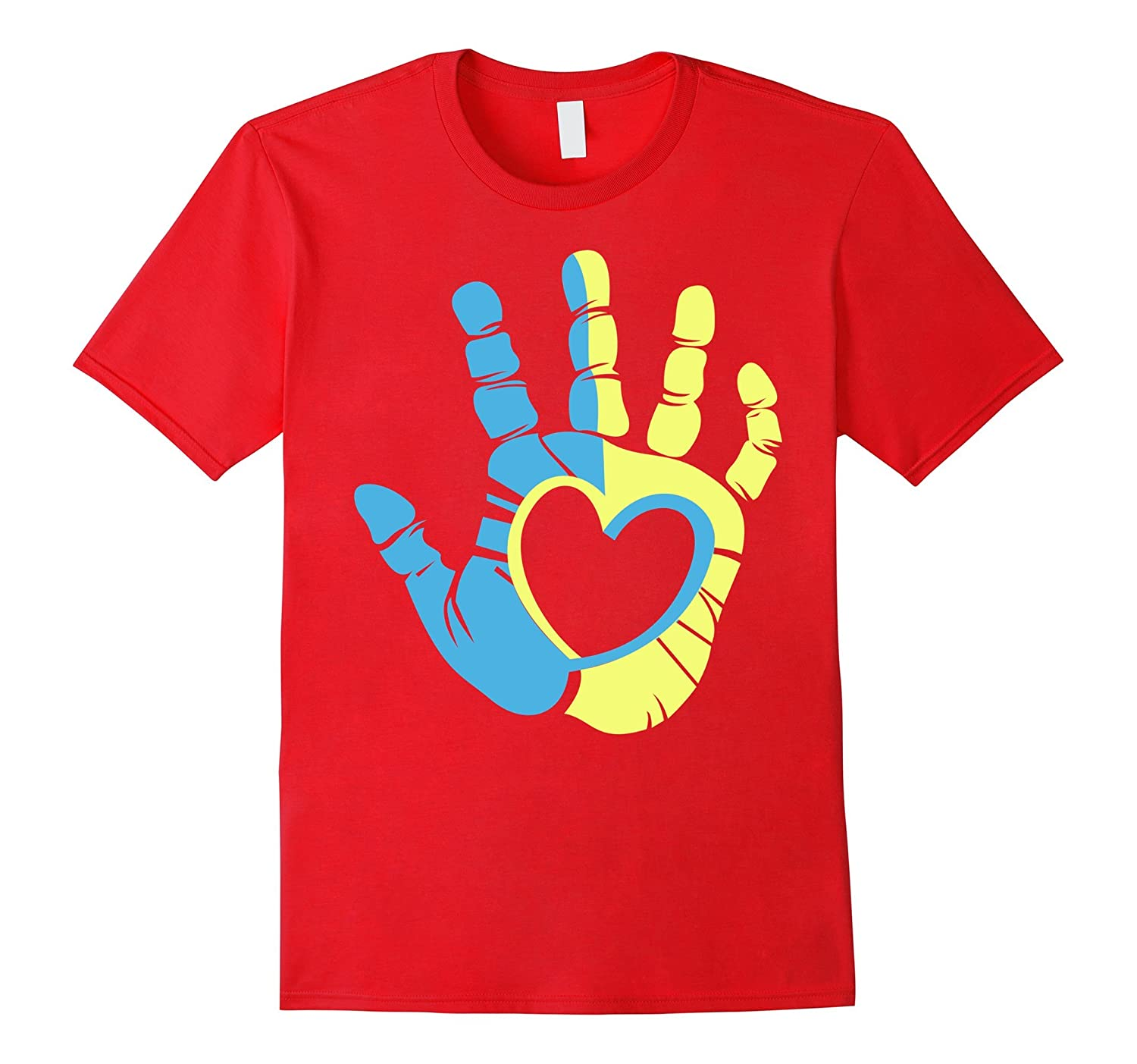 Down Syndrome Awareness T-Shirt-Art
