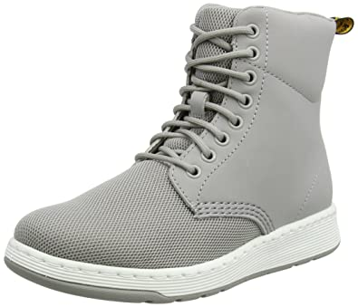 Rigal Mh, Bottes Chukka Mixte Adulte, Gris (Mid Grey Sandwich Mesh/Synthetic Nubuck), 39 EUDr. Martens