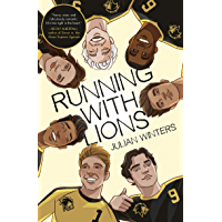 Running with Lions book cover