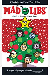 Christmas Fun Mad Libs: Deluxe Stocking Stuffer Edition Paperback