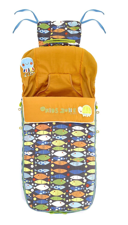 Jané 080485 S80 - Saco para silla de entretiempo, Color Lion ...
