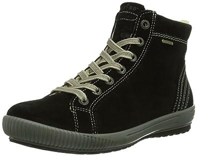 Legero TANARO - Zapatillas para mujer, color Negro, talla 7,5