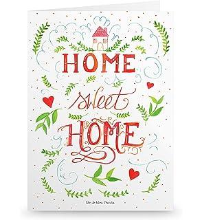 Wunsche zum neuen zuhause