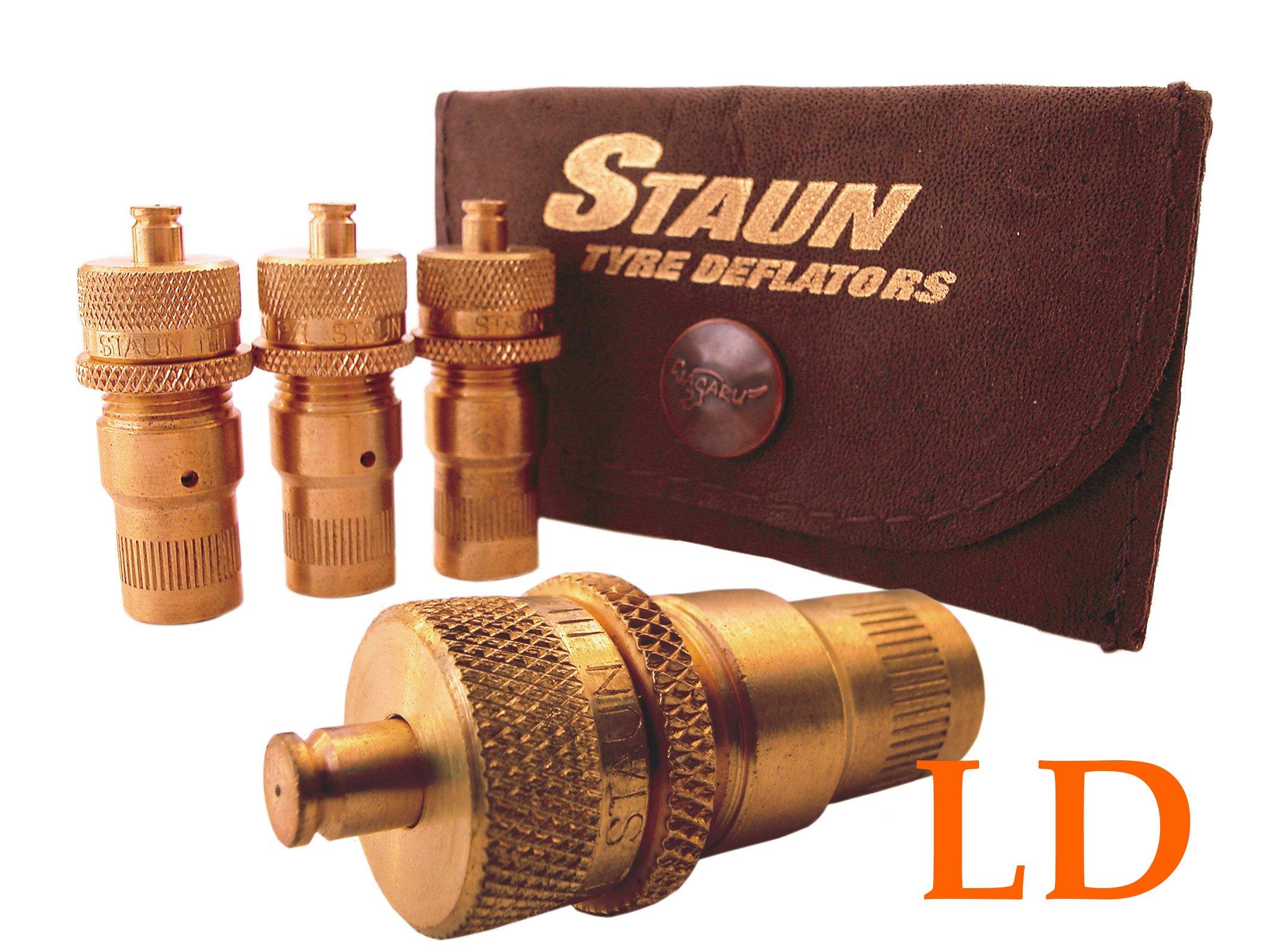 Staun Automatic Tire Deflators (Light Duty 1-10 PSI)