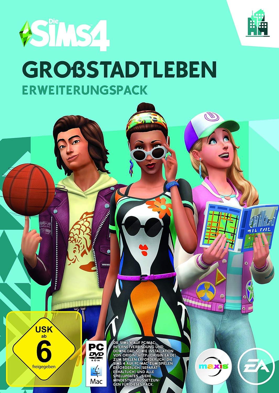 Die Sims 4 Bundle Pack 4 [Importación Alemana]: Amazon.es: Videojuegos