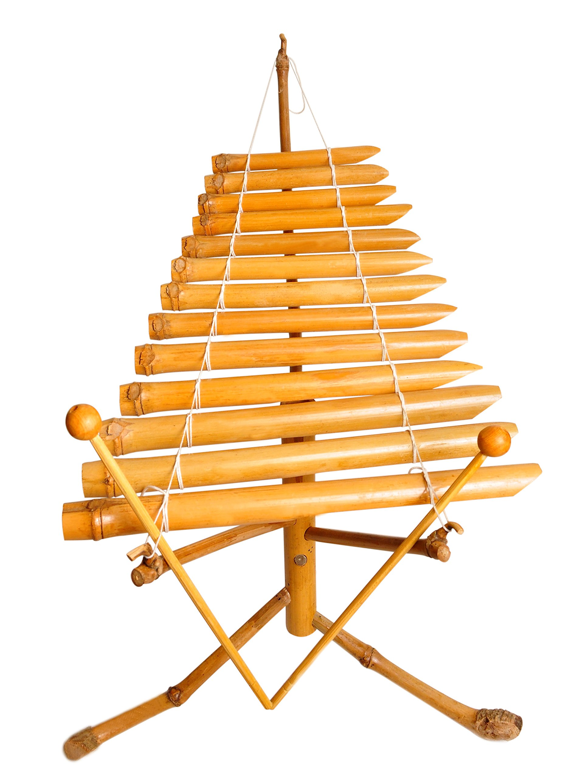 Vietnamese Traditional Instrument Xylophone mini T'rung by Vietsbay