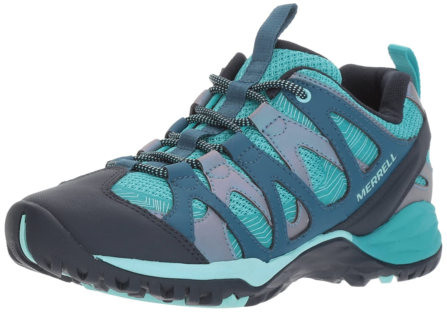 Merrell Women's Siren Hex Hiking Shoe B01MTC4IDE 10 B(M) US|Baltic