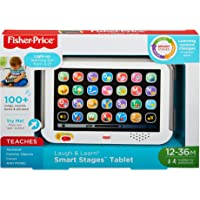 Fisher Price Smart Stages Tablet Grey by Fisher-Price