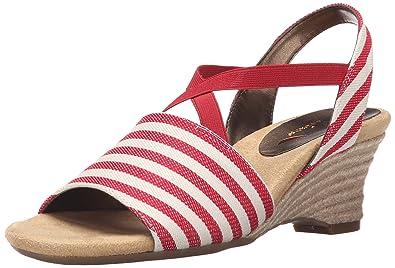 A2 by Aerosoles Women s Boyzenberry Wedge Sandal