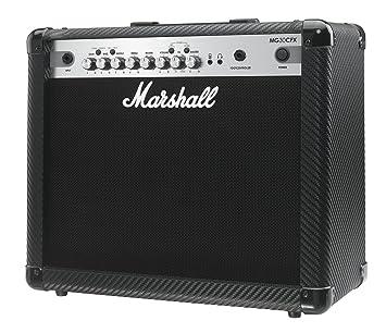 Marshall MG30CFX - Amplificador combo 30 w efectos mma