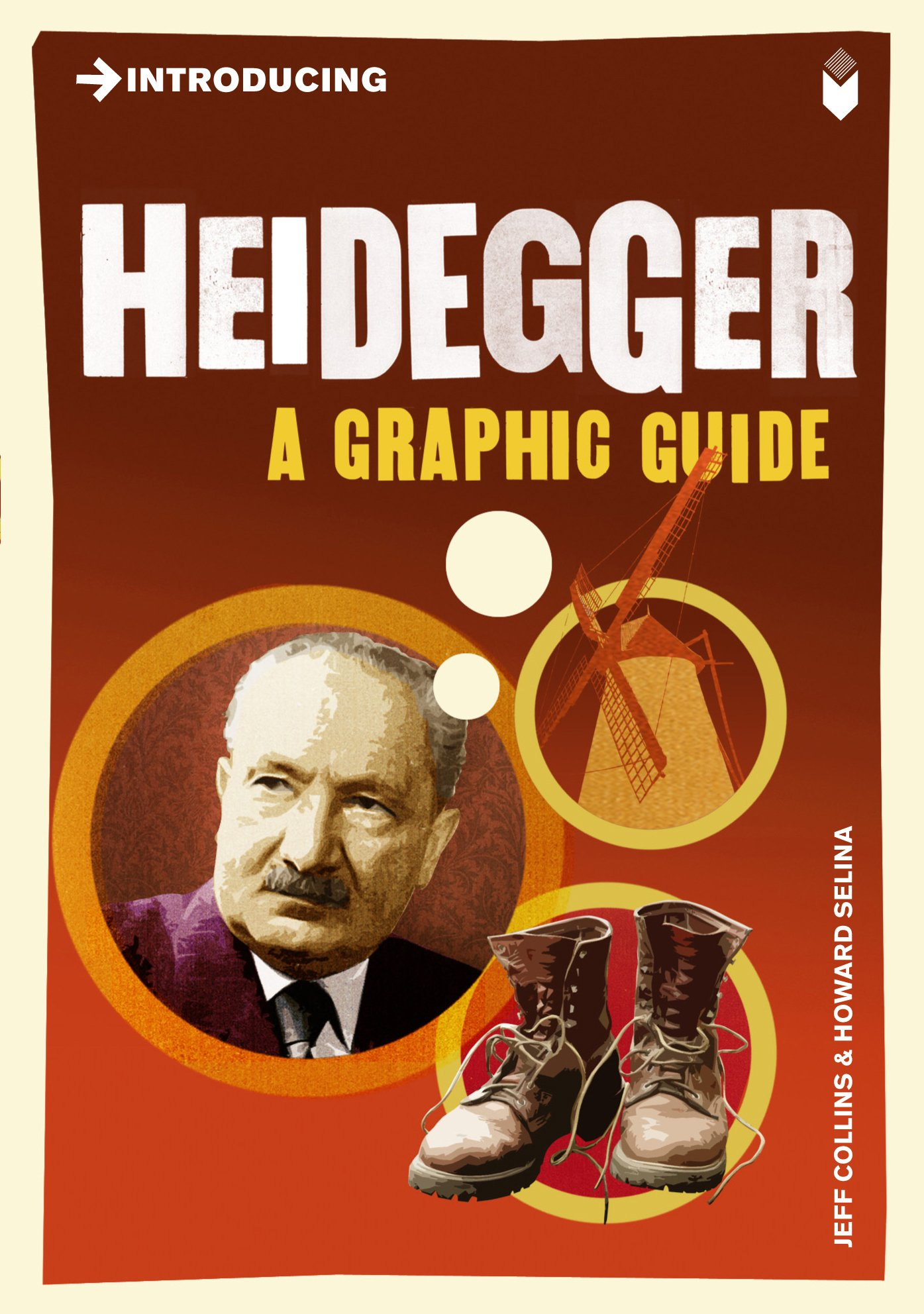 Introducing Heidegger: A Graphic Guide: Jeff Collins, Howard Selina ...
