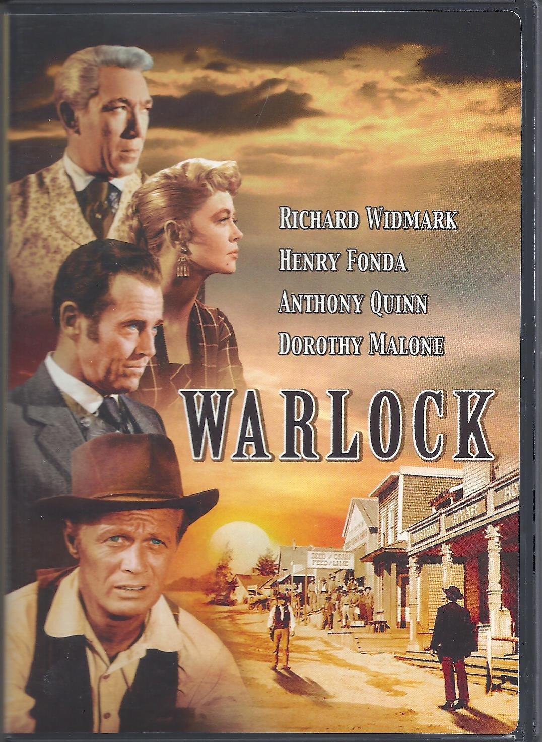 Amazoncom Warlock Richard Widmark Henry Fonda Anthony Quinn