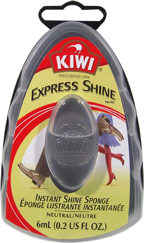 Kiwi Neutral Express Shine Sponge
