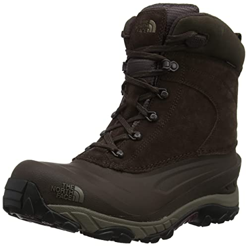 The North Face Chilkat III, Botas de Senderismo para Hombre, Marrón (Chocolate Torte