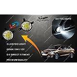 Volga Led Bumper Fog Lights For Maruti Suzuki Ciaz (Set Of 2) Premium Quality