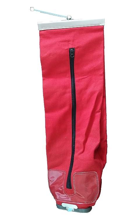 Amazon.com: Rojo aspirador exterior bolsa de tela para ...