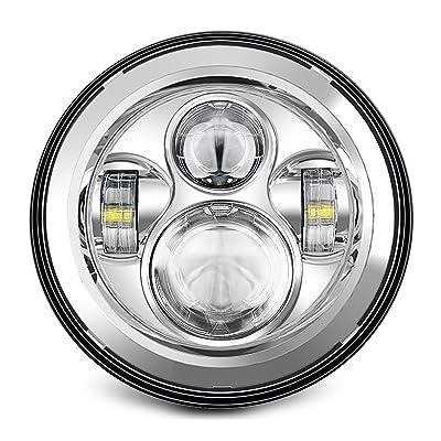 SUNPIE 7 inch LED Headlights