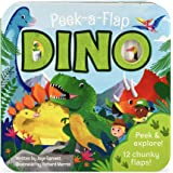 Dino (Peek-a-flap Board Books)
