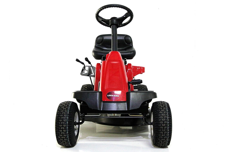MTD Minirider 76 SD 13A226JD600 - Segadora mulching Mower, Wheel ...