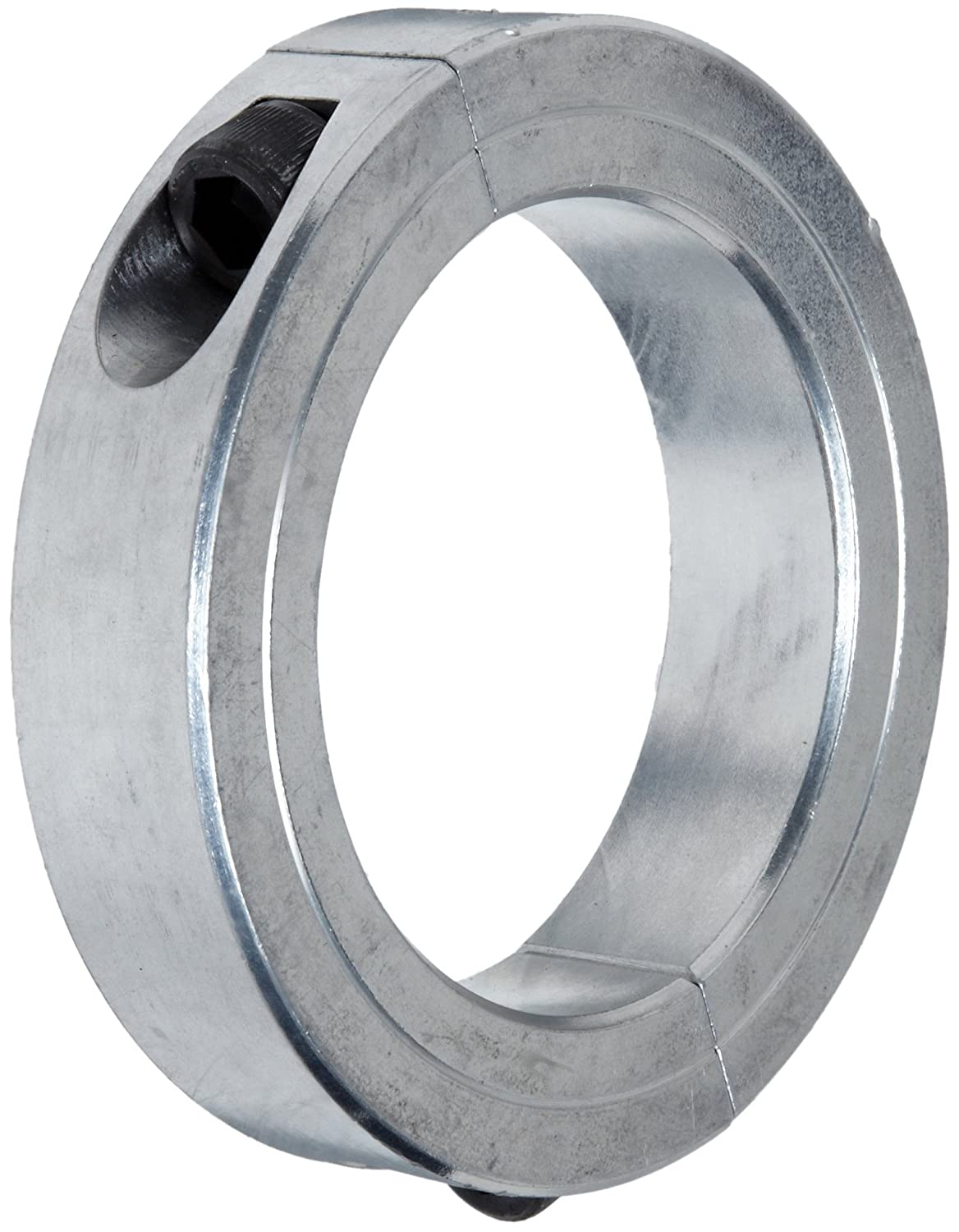 Climax metal c a aluminum two piece clamping collar