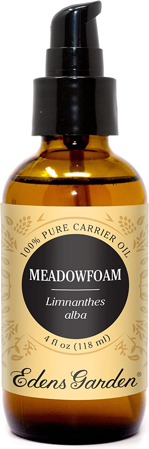 Edens Garden Meadowfoam Carrier Oil (Best For Mixing With Essential Oils), 4 oz