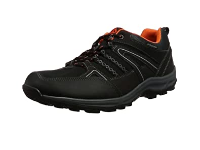 [ムーンスター] 防水 スニーカー 靴 幅広 4E 抗菌防臭 耐摩耗ソール SPLT M150 メンズ ブラック