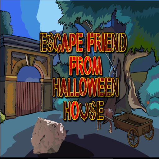 Escape Friend From Halloween -