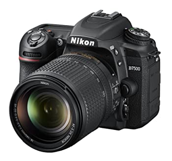 Nikon D7500 24.9MP Digital SLR Camera