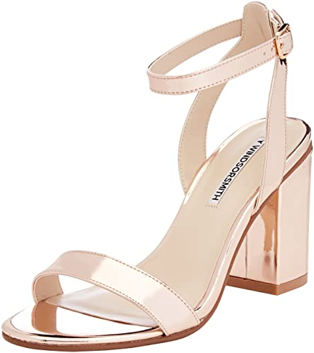 Windsor Smith Damen Barlo Peeptoe Sandalen