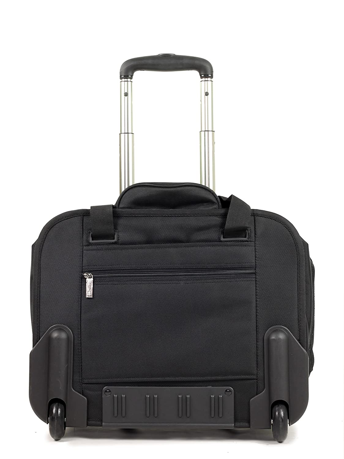 a57c8d60770c Cellini Laptop Trolley Cabin Bag   Business Case on Wheels  Amazon.co.uk   Luggage