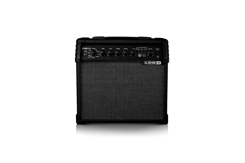 Line 6 SPIDER5-20 Modelling Guitar Amplifier Yorkville Sound Limited (CA) Spider V 20