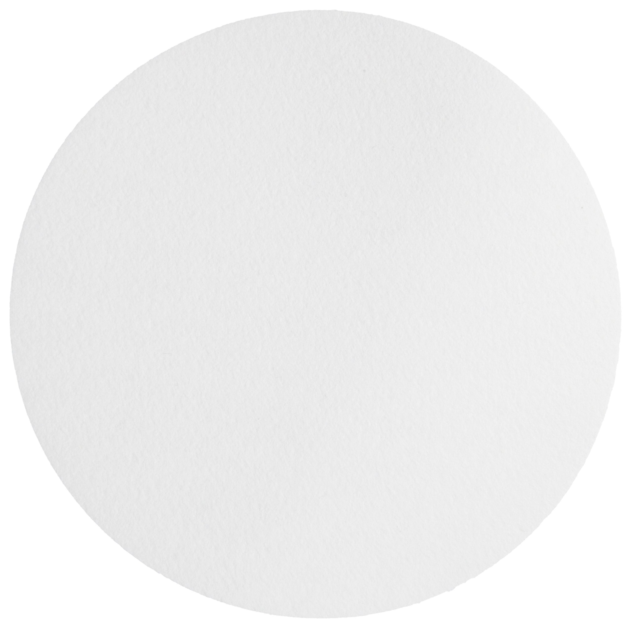 Whatman 1001-270 Quantitative Filter Paper Circles, 11 Micron, 10.5 s/100mL/sq inch Flow Rate, Grade 1, 270mm Diameter (Pack of 100) by Whatman