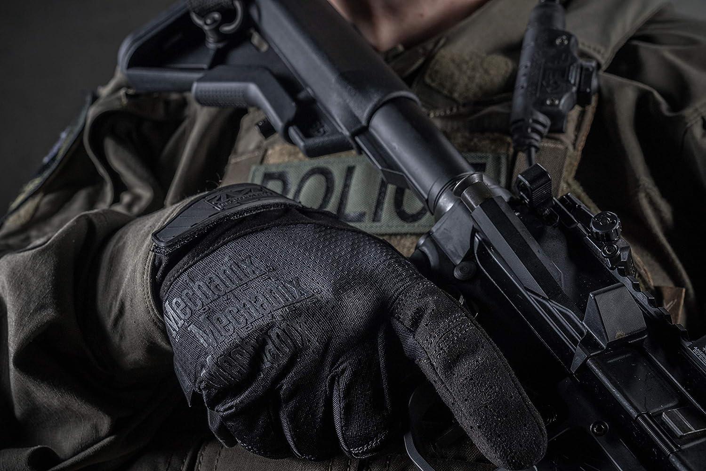 Mechanix Wear Specialty Vent Covert Handschuhe Large, Vollst/ändig schwarz