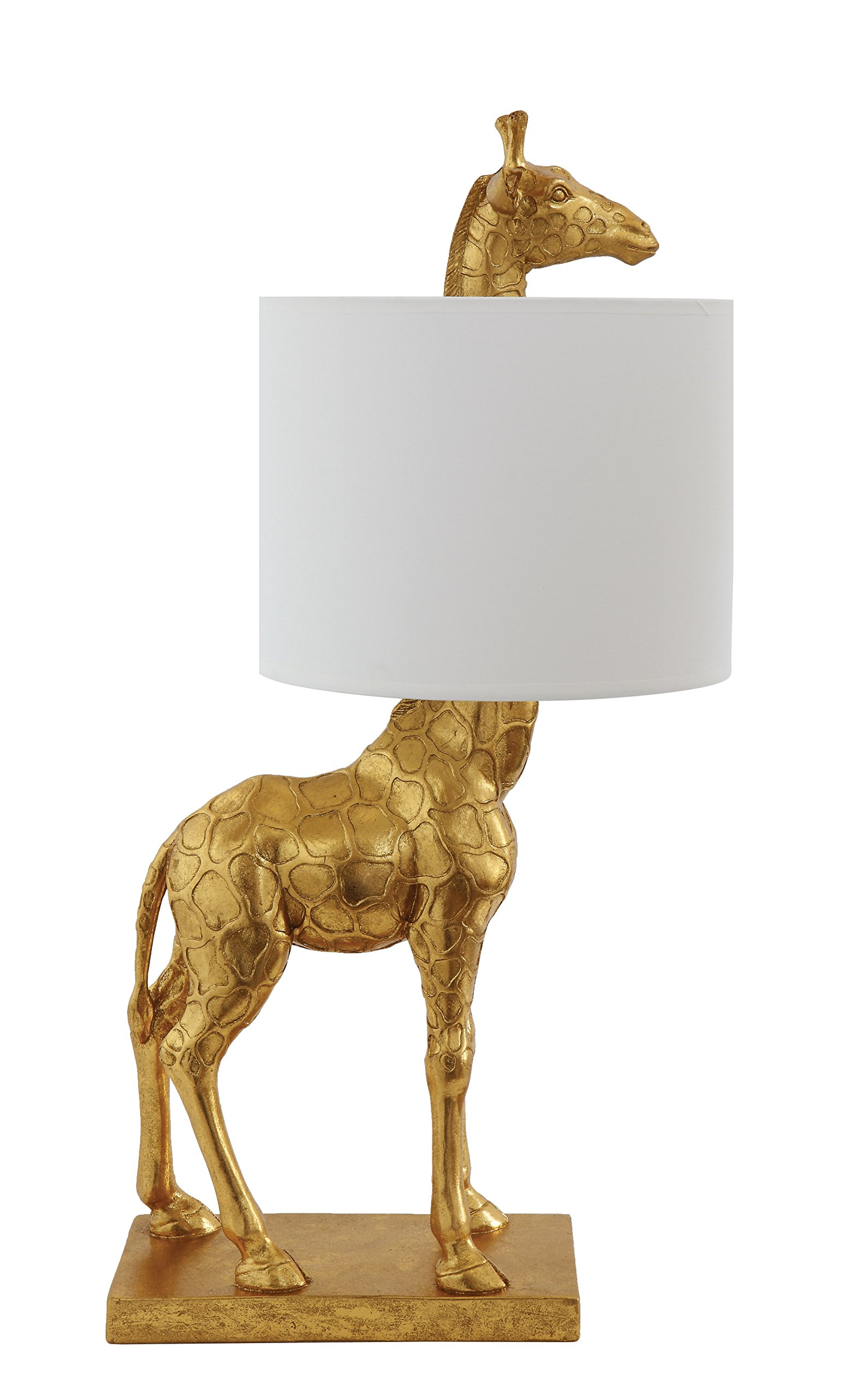 Creative Co-op Resin Giraffe Lamp by Creative Co-op