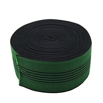 Pbro Sofa Elastic Webbing Stretch Latex Band Furniture Repair Diy Upholstery Modification Elasbelt Chair Couch Material Replacement Stretchy Spring