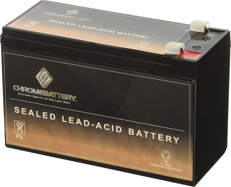 Mighty Max 12V 7.2AH SLA Battery for Lowrance Portable Fishfinder 12V Charger