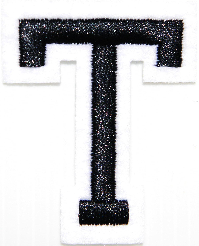 Parche con letras del alfabeto en inglés de 2 pulgadas (A-Z Select ...